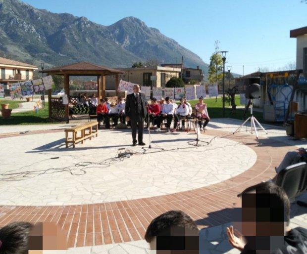 IC De Sanctis di Moiano - Settimana di lettura con il progetto Libriamoci