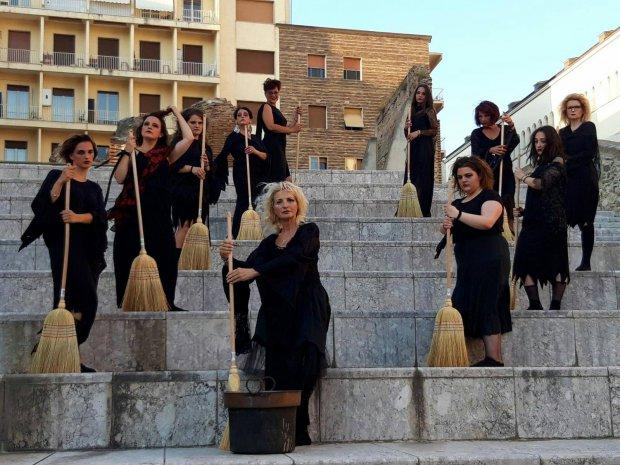 Gruppi folkloristici internazionali a San Giorgio del Sannio