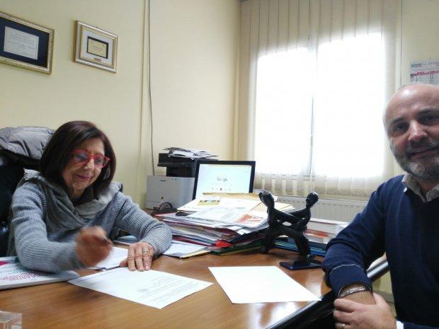 Liceo Sportivo Rummo ed UsAcli: firmato il protocollo