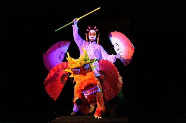 Mulan e il drago