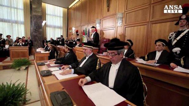 Ammonimento della Corte dei Conti