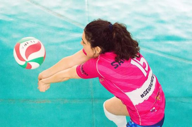 Olimpia Volley  - Camilla Sanguigni