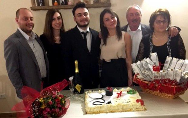 Laurea Rosa Menditto