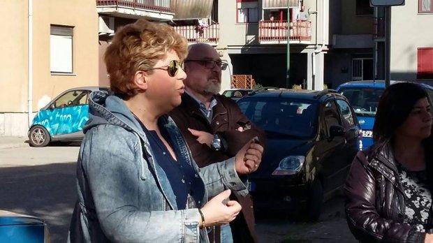 Vittoria Principe, foto pagina Fb Vittoria Principe sindaco
