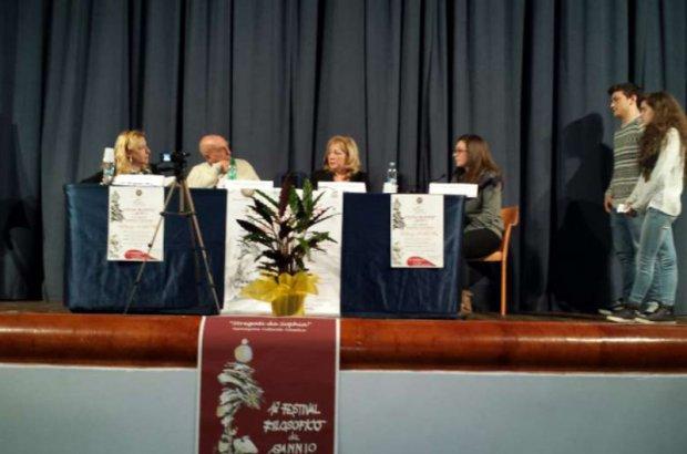Festival Filosofico del Sannio (foto di archivio)