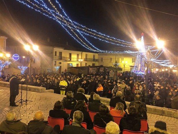 San Marco dei Cavoti festa torrone