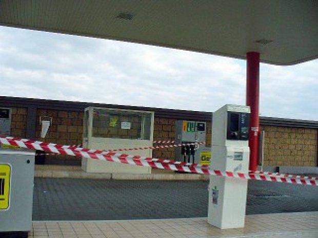 Distributore di carburante (foto di repertorio)