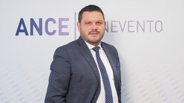 Mario Ferraro, presidente ANCE Beenvento