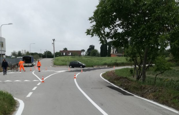 Strade Giro 2018