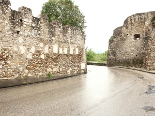 Le mura longobarde di Benevento