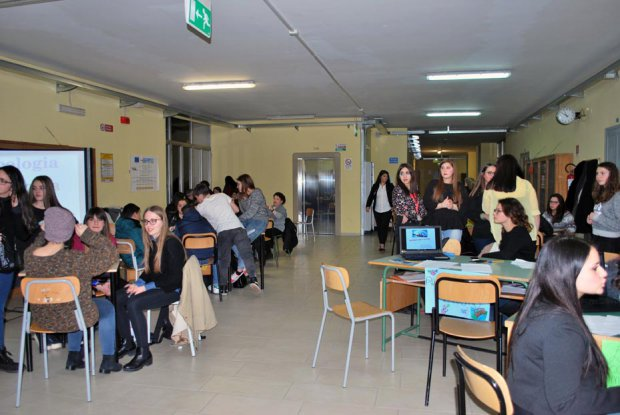 Open Day al Liceo Guacci
