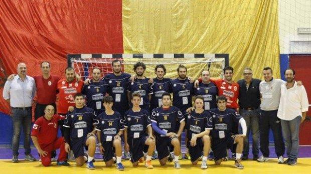 Asd Pallamano Benevento 2015/2016