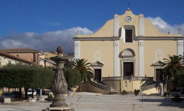 Cerreto Sannita, Piazza San Martino