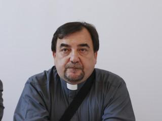 Don Nicola De Blasio. (Foto di Luigi Mastromarino)