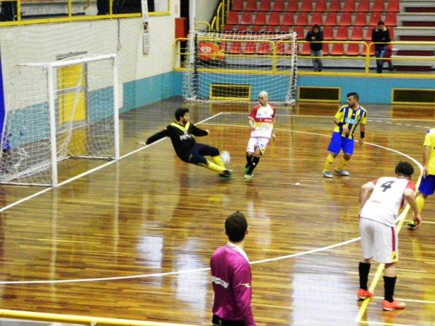 Calcio a 5 - Benevento 5