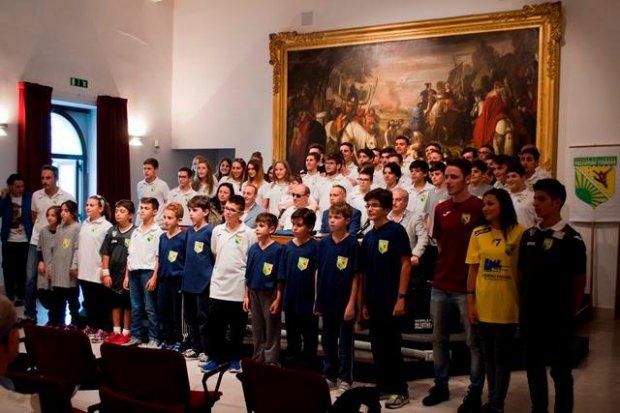 Presentazione Scuola Pallamano Valentino Ferrara