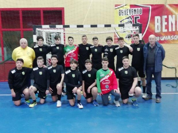 Under Under 17 - 15, Scuola Pallamano Valentino Ferrara