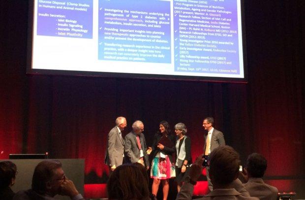 Teresa Mezza - Premio
