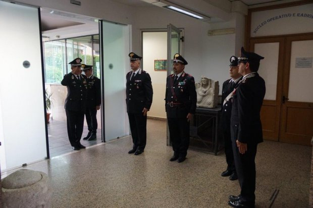 visita generale Maurizio Stefanizzi