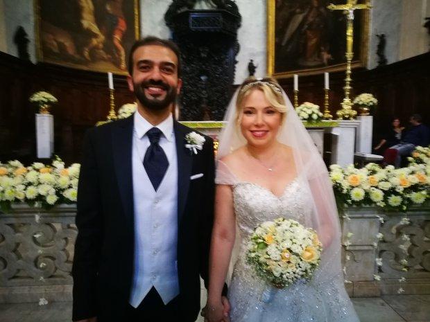 Emilia Paga e Thomas Rungi