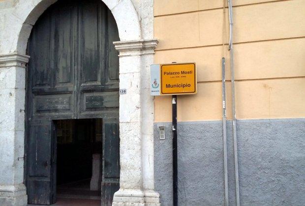 Palazzo Mosti - Comune di Benevento