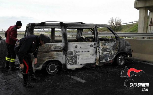 Assalti a portavalori e caveau, arresti dei carabinieri in Puglia e Campania