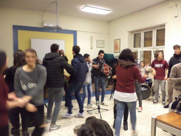 Studenti del Galilei-Vetrone di Benevento (foto di archivio)