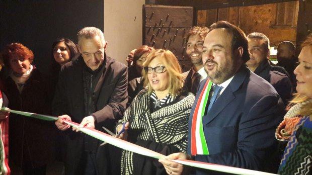 Umberto Del Basso De Caro, Giovannina Piccoli e Carmine Valentino