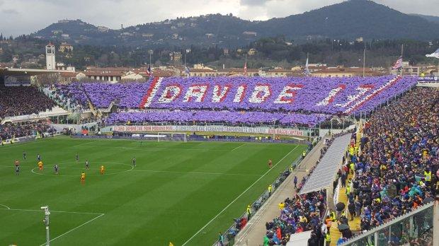 Serie A, Fiorentina-Benevento