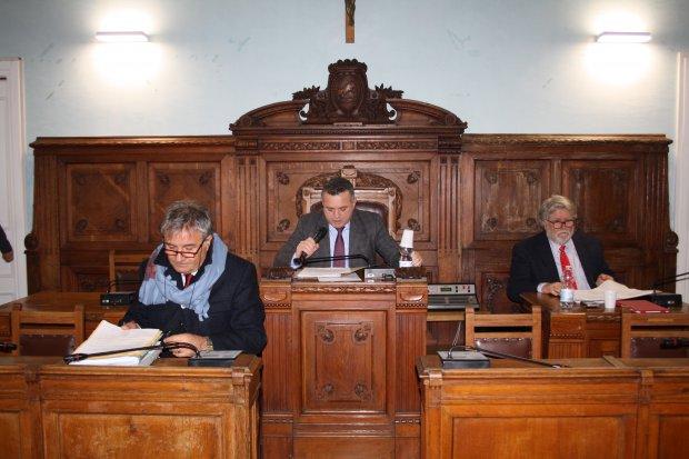 Antonio Di Maria presiede il Consiglio Provinciale di Benevento