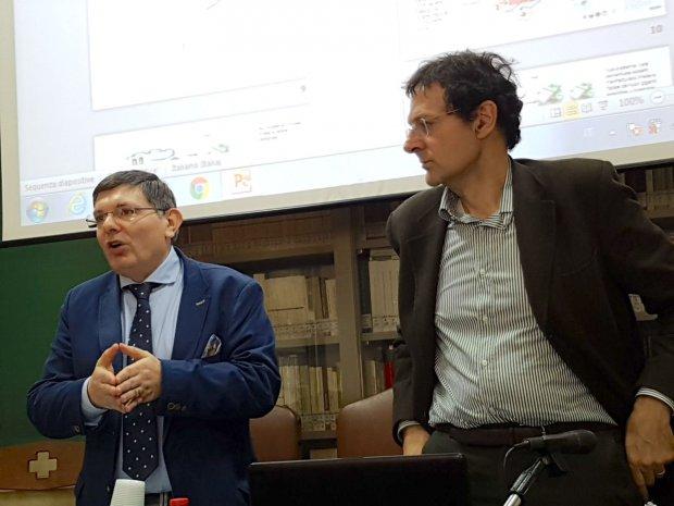 Cives. Ettore Rossi e Leonardo Becchetti