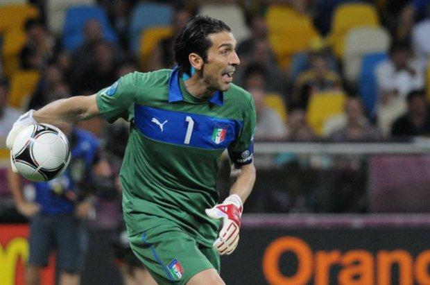 Gigi Buffon (cc Wikimedia)