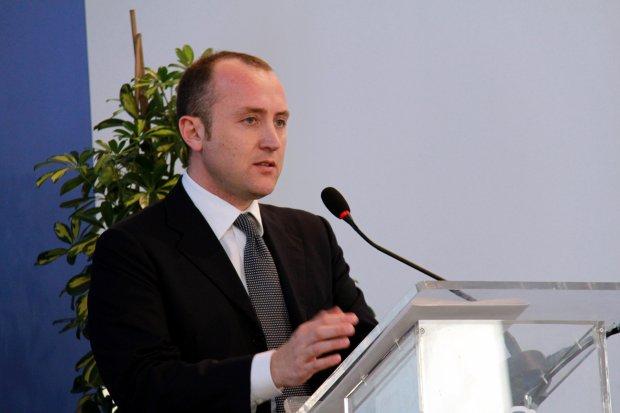 Pasquale Lampugnale - Pesidente dei Giovani Imprenditori di Confindustria Benevento