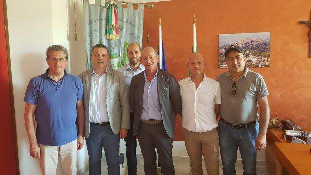San Giorgio la Molara, incontro amministratori con il presidente Di Maria