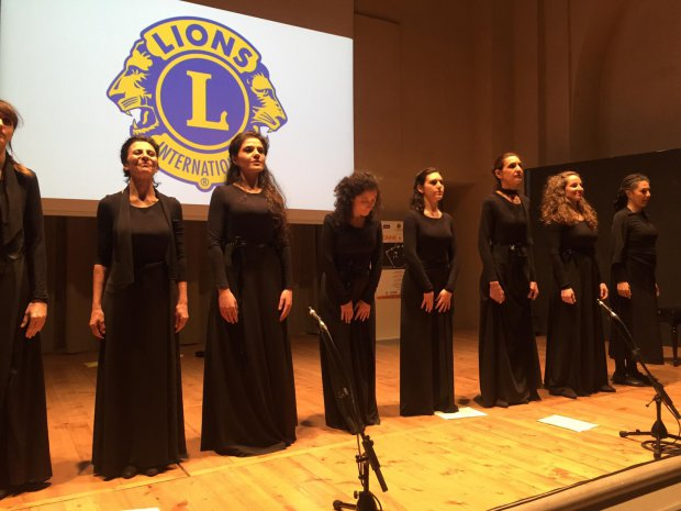 Lions Club Benevento Host - Donne e Mafia