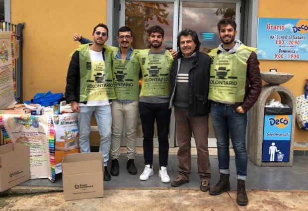 Leo Club di Benevento alla Colletta alimentare 2018