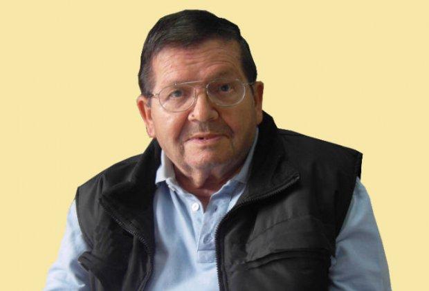 Il giornalista Nicola Russo (foto TV7 Benevento, per gentile cortesia)