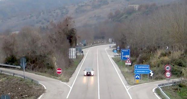 San Bartolomeo in Galdo - Strada Amborchia