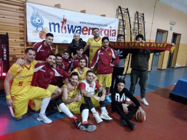 Miwa Energia Cestistica Benevento