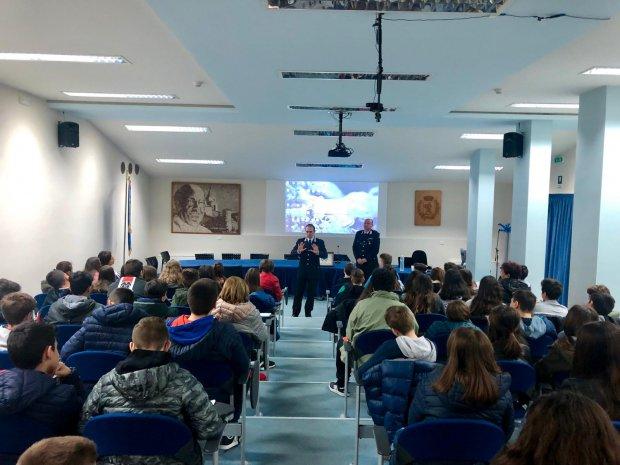 A scuola di legalita' San Marco dei Cavoti