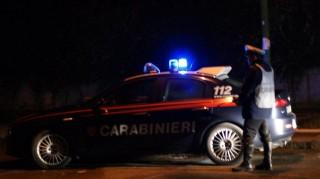 Pattuglia dei Carabinieri (foto di archivio)