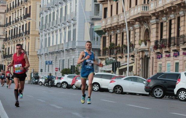 Amatori Podismo Benevento alla Napoli City Half Marathon