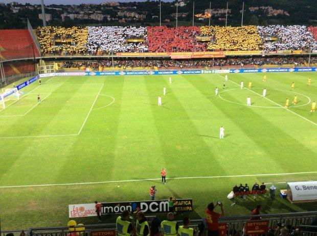 Perugia, tutti uniti per la sfida al Benevento