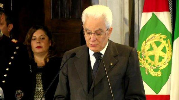 Mattarella: La liberta' delle donne e' minacciata. La violenza e' ancora una piaga