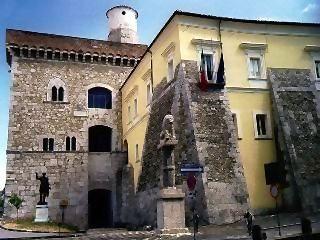 Benevento, la Rocca dei Rettori