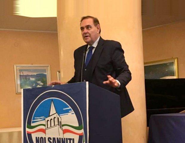 Clemente Mastella presenta il nuovo movimento politico