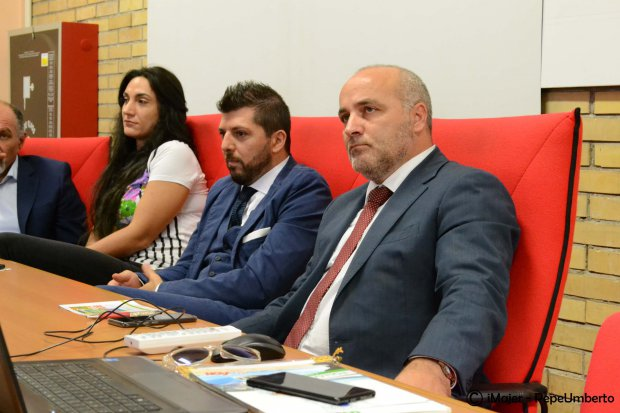 USACLI presenta le iniziative al presidente della Provincia di Benevento