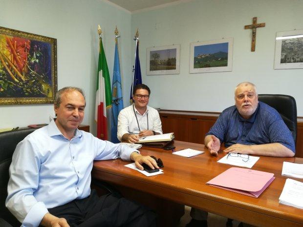 Spina, Panarese e Ricci