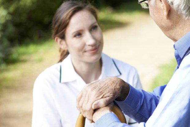 Anziani e cure