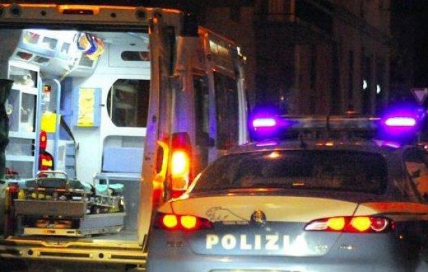 Ambulanza e Polizia (foto repertorio)
